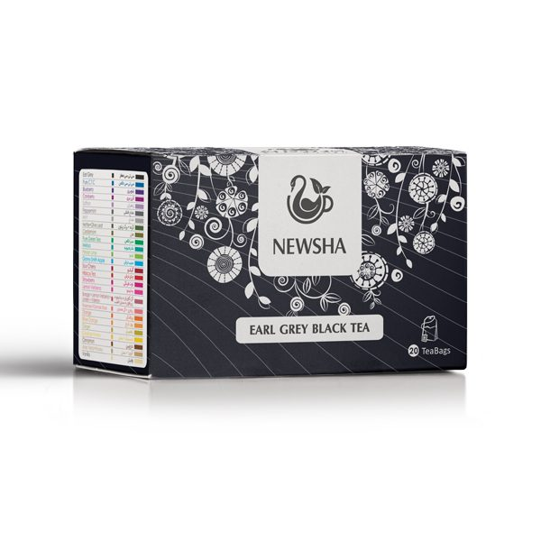 Newsha Earl Grey Black Tea