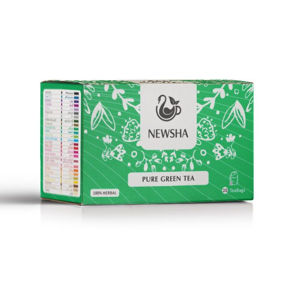 Newsha Pure Green Tea