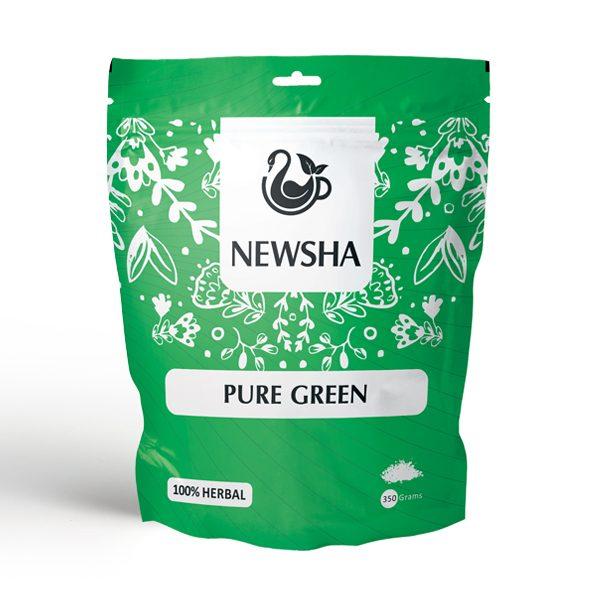 Newsha Pure Green Tea (350 Gr)