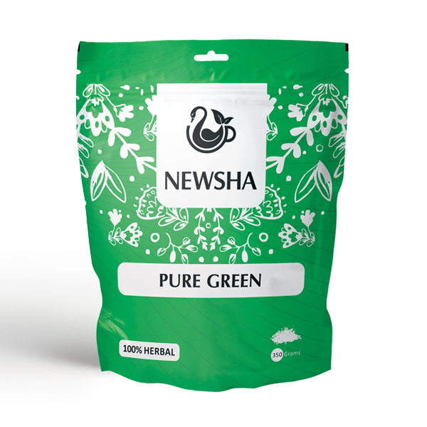 Newsha Pure Green Tea (350 Gr)